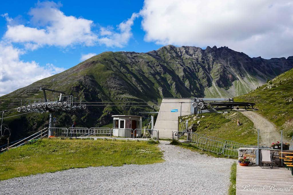 Kanzel / Pulpito (2350m)