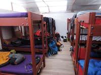 Inside a refuge
