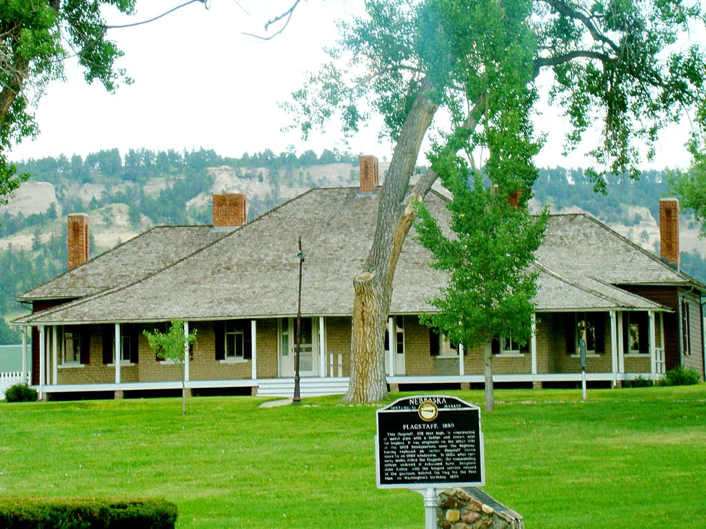 Fort Robinson Barracks