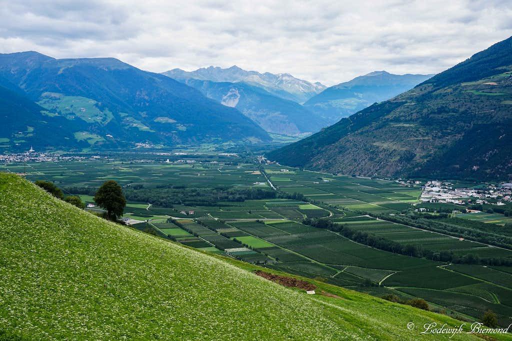 Vinschau valley