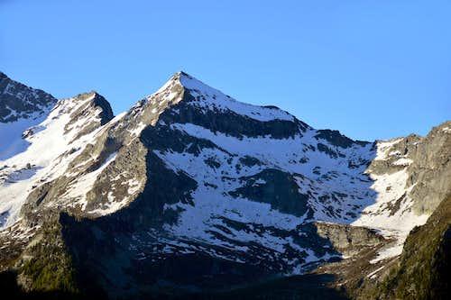 Mont Solaron or Punta di Soleron