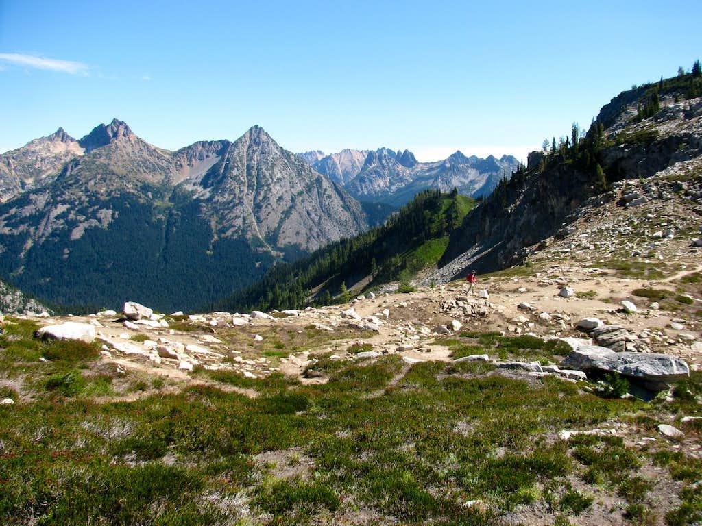 Cutthroat Peak - Maple Pass Loop