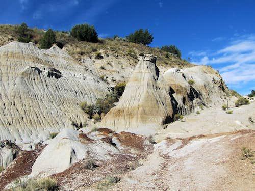 Big Plateau Trail