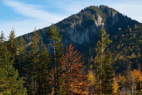 Mount Javorinka
