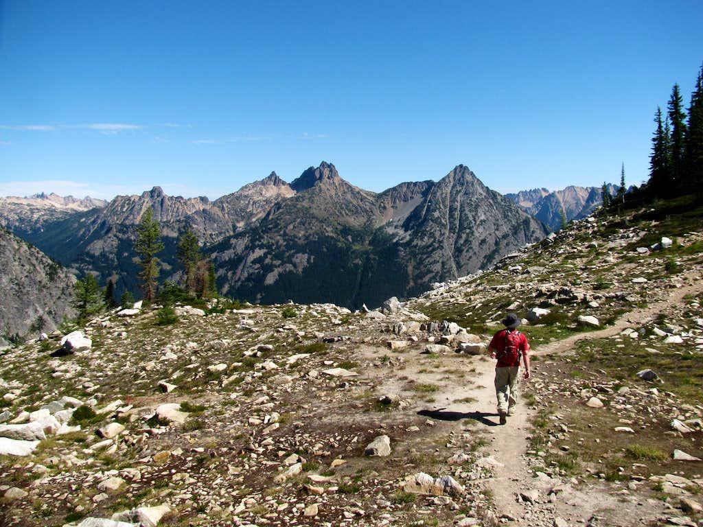 Skipping Down the Trail