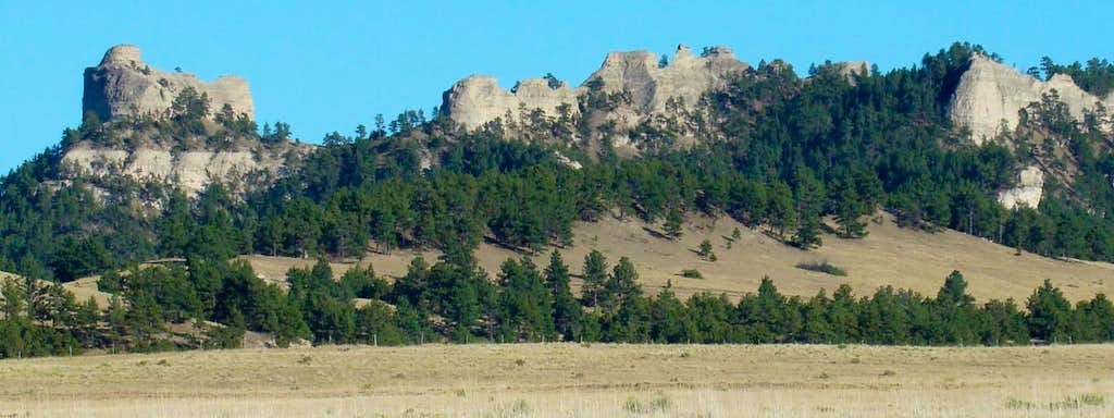 Crown Butte 2008