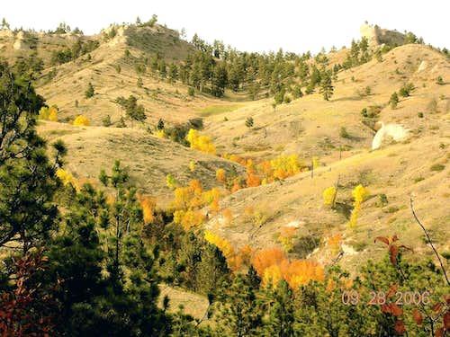 Autumn 2006 Chadron State Park