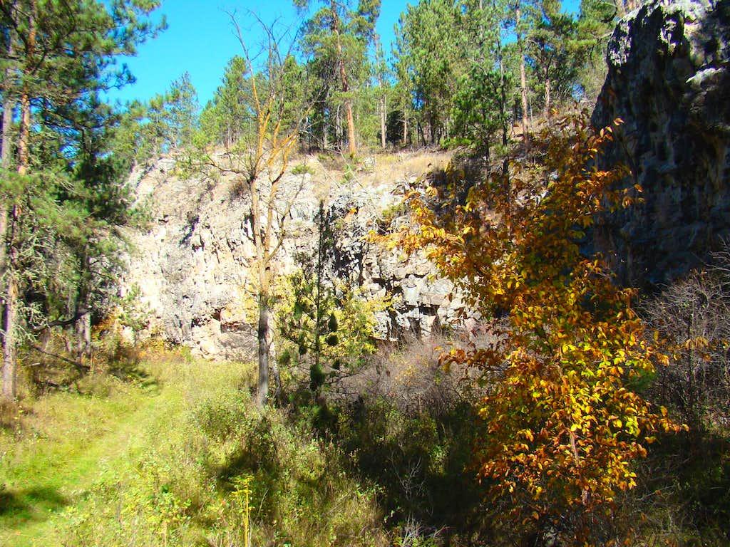 Wildcat Canyon Autumn 2016