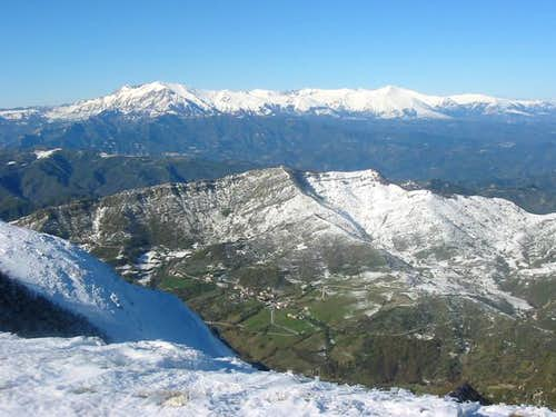 Monte Vettore seen from...