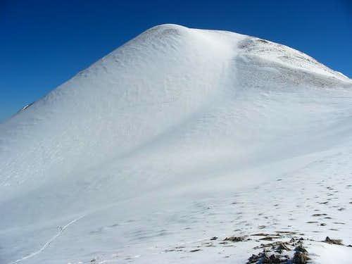 Monte Vettore. the last step...