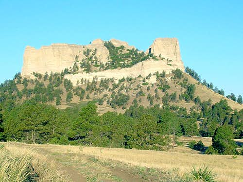 Crow Butte East Side