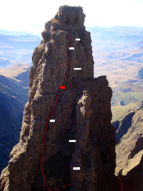 Ifidi South Pinnacle