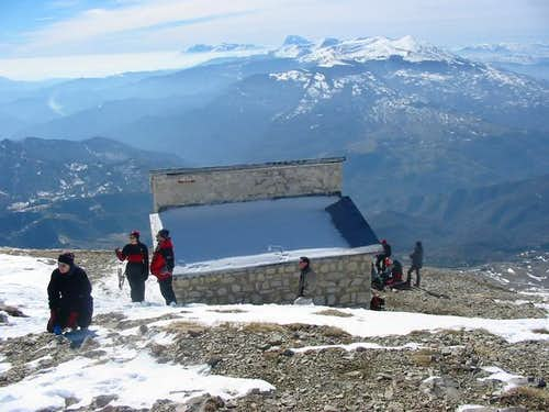 Rifugio Zilioli (2240 m) Gran...