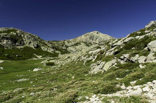 Val Colga, Lac de Nino
