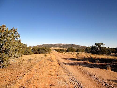 Chevelon Butte