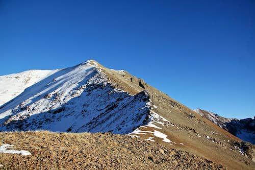 West Ridge of S 8