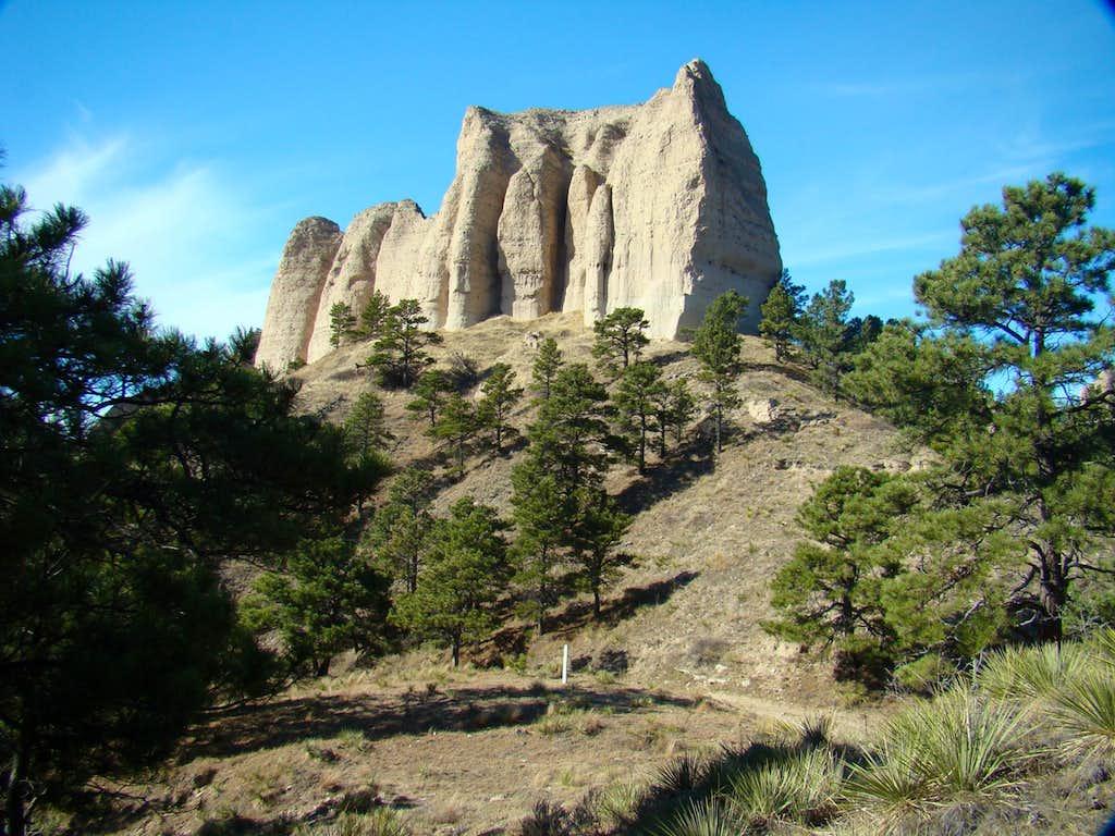 Lone Butte
