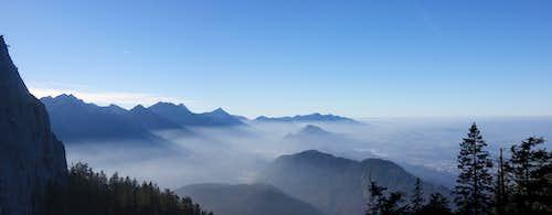 Allgäuer mountains