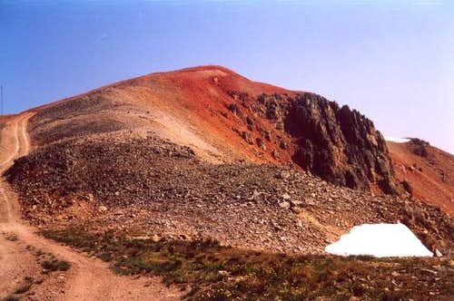 July 1, 2002 The summit of...