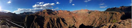 Plateau Point Panorama