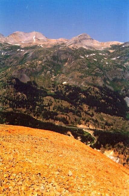July 1, 2002 Peak 13477 ft...