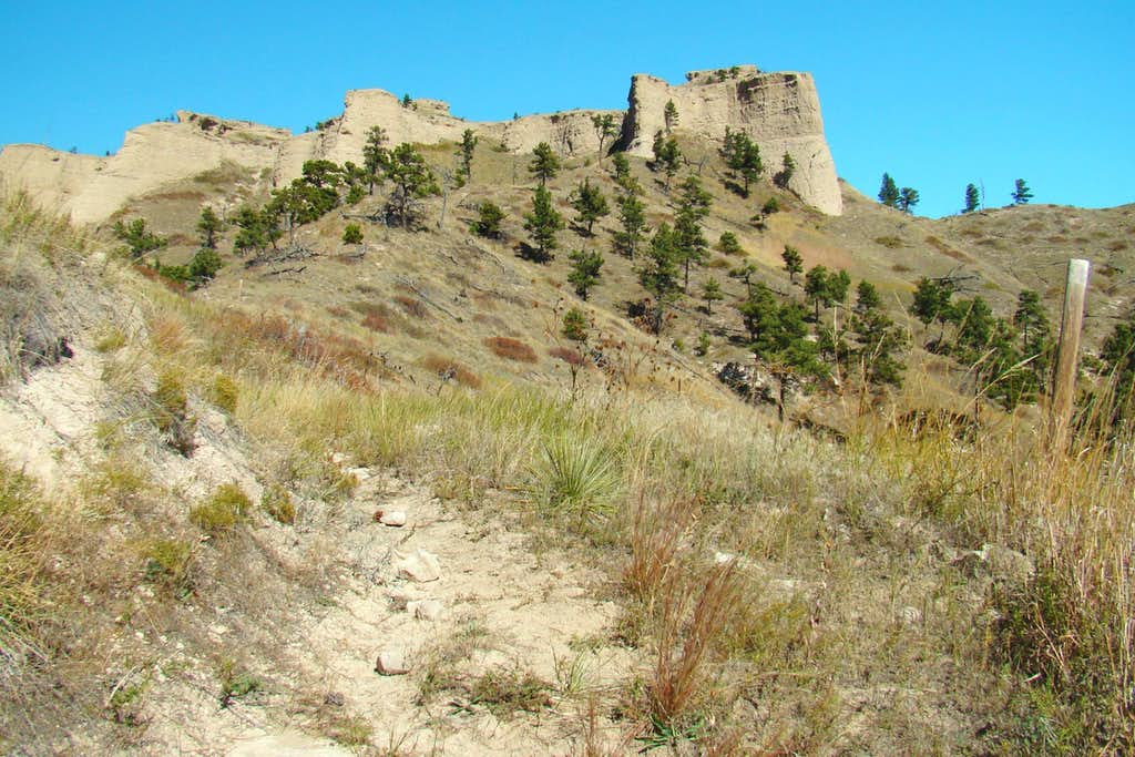 East Mexican Canyon Trail