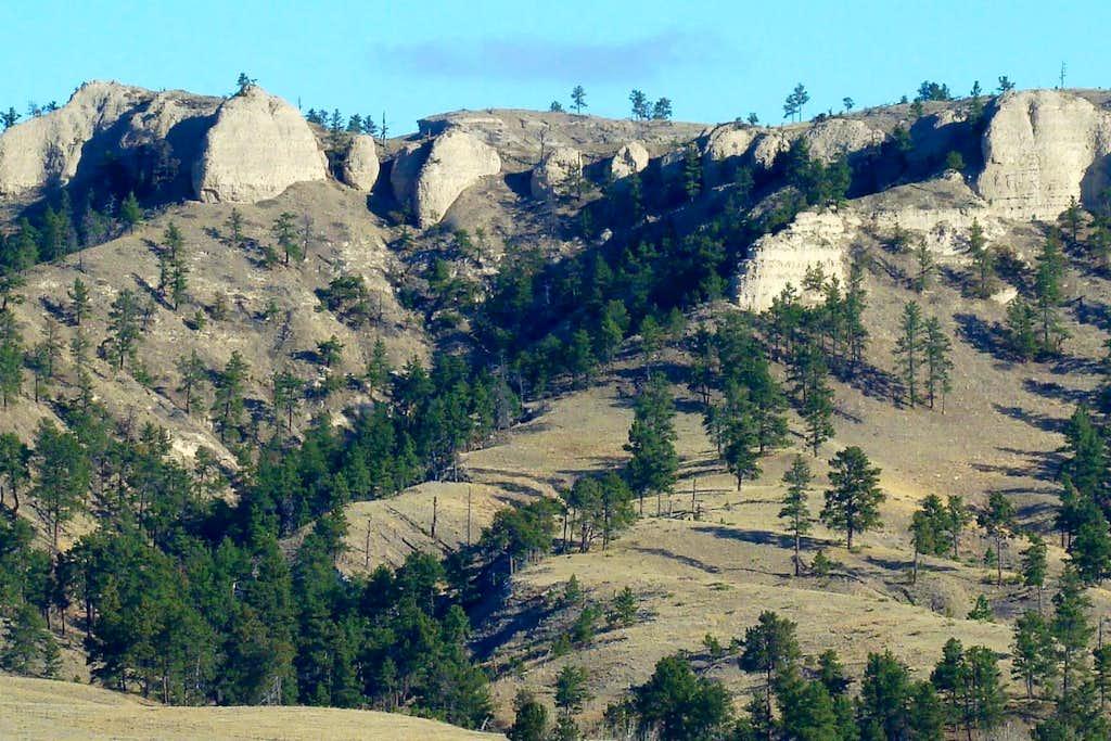 Mexican Canyon Rim