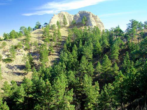 Saddle Rock North Side