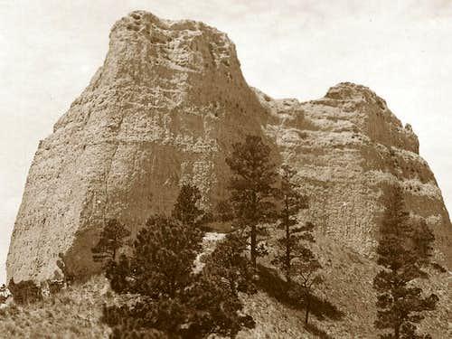Saddle Rock Long Ago