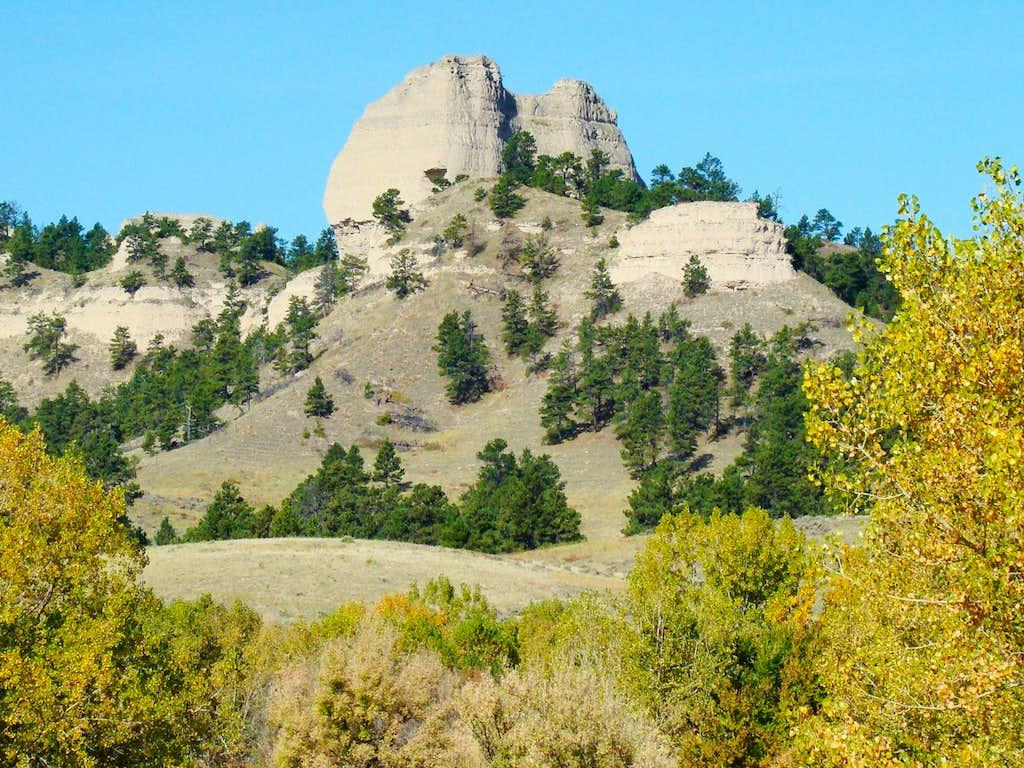 Saddle Rock Autumn