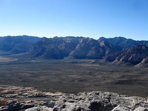 Sandstone Peaks
