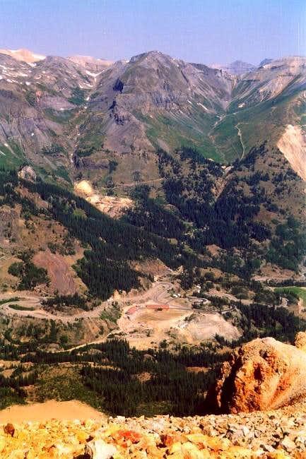 July 1, 2002 Peak 13359 ft &...