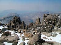 funky summit rocks