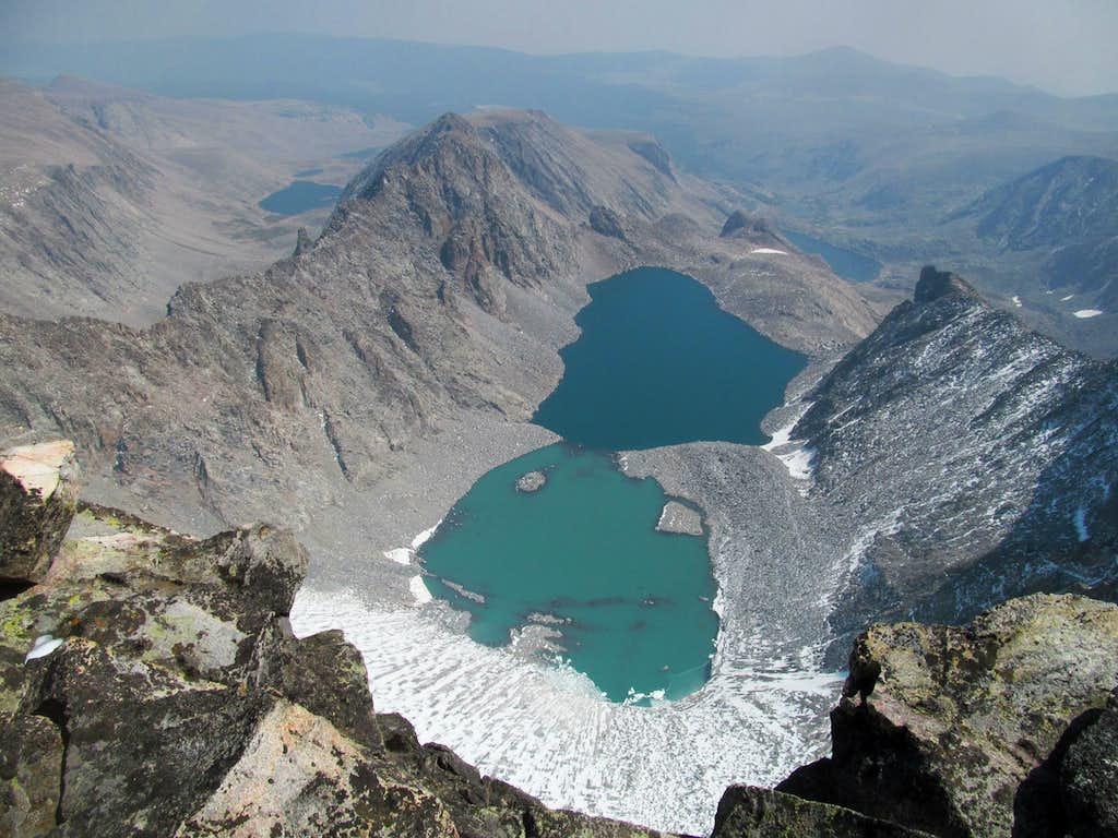 Glacier & Glacier Lakes
