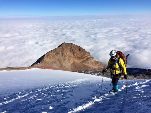 Pico de Orizaba climb