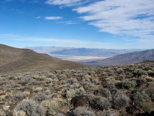 Northern Death Valley & The Grapevine Mountains