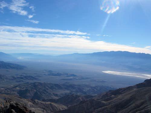 Panamint Valley & the Argus Range