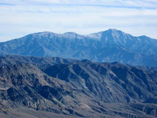 Rodgers Peak, Bennett Peak & Telescope Peak