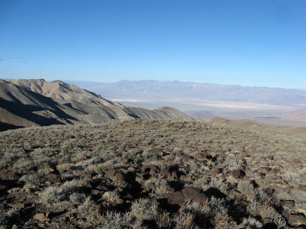 Death Valley & the Grapevine Mountains