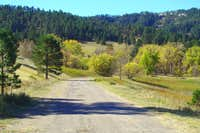 Gilbert-Baker Campground Road