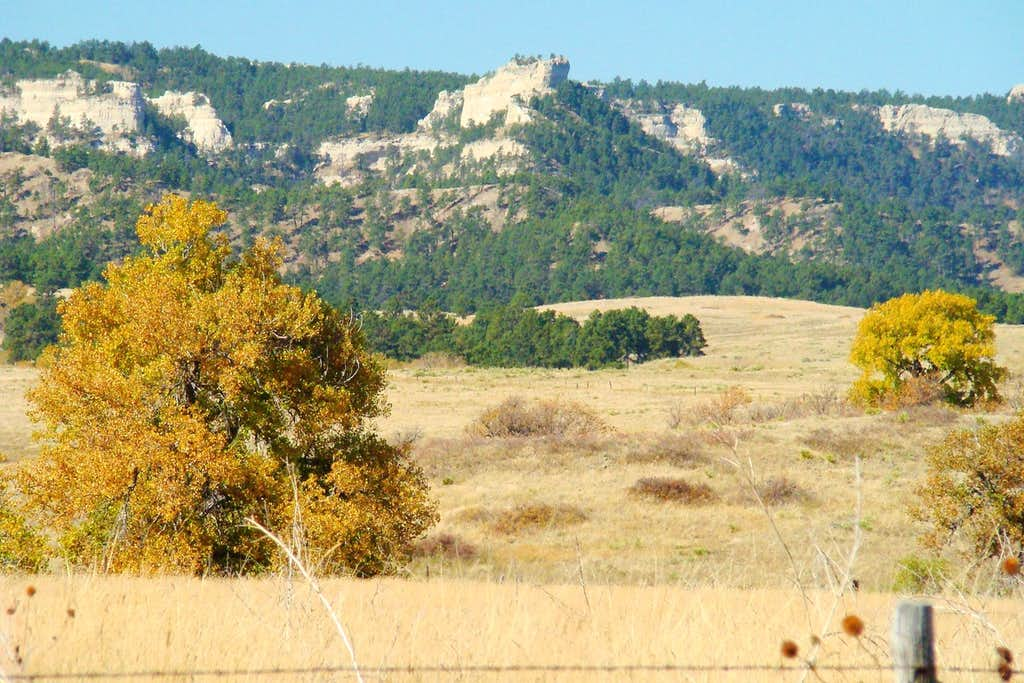 Wildlife Area Buttes