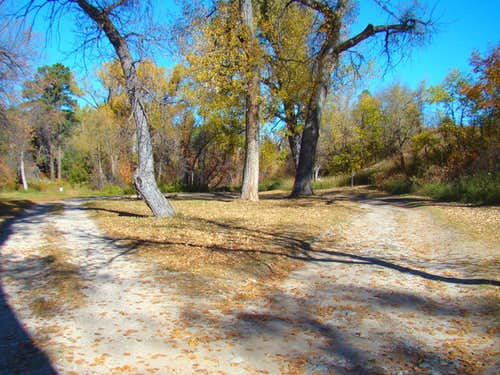 Gilbert-Baker Campground