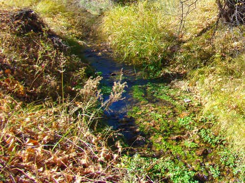 Monroe Creek