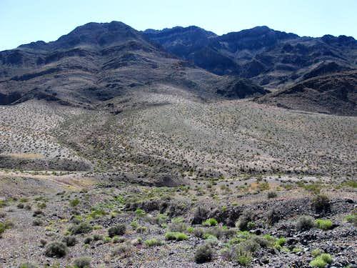 Bat Mountain Massif