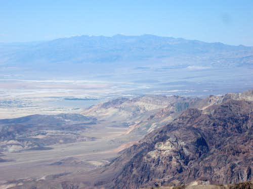 The Grapevine Mountains