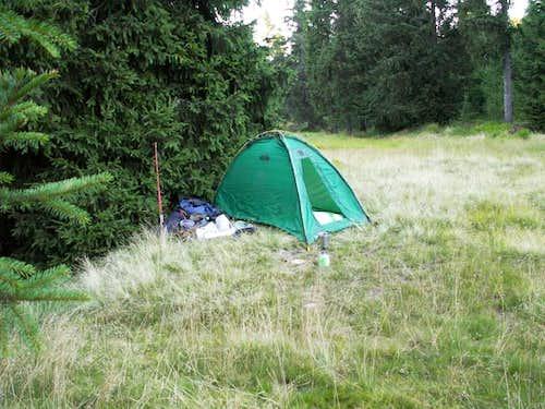 My camp ....