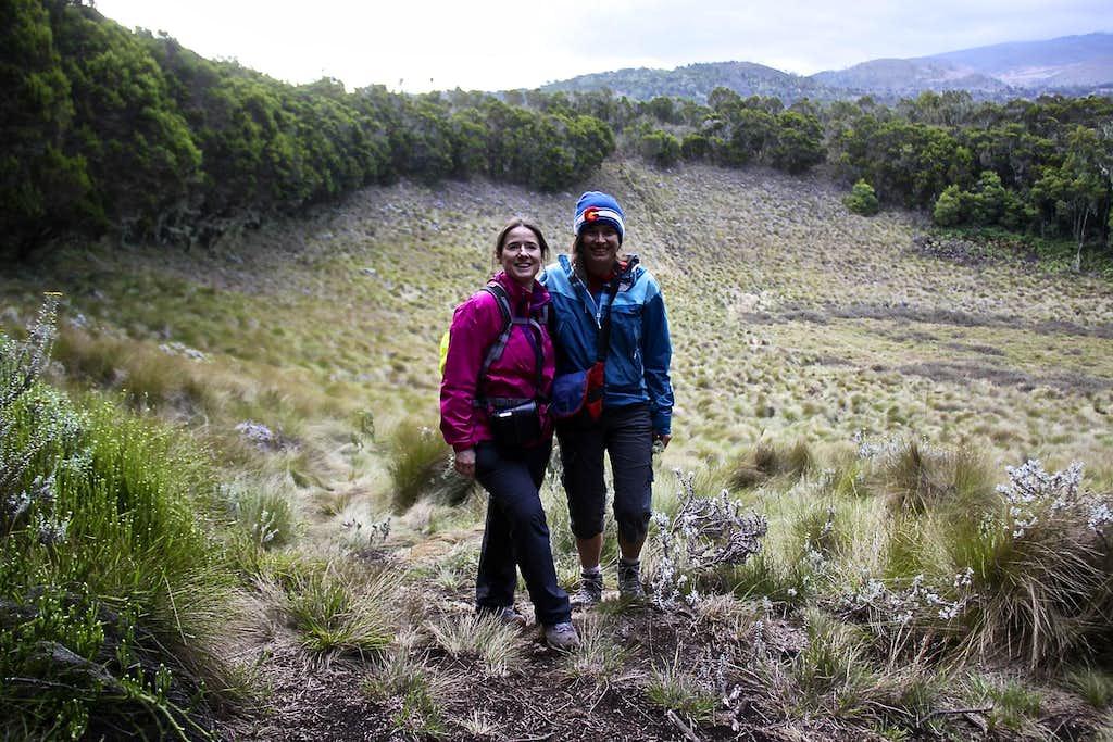 Maundi Crater