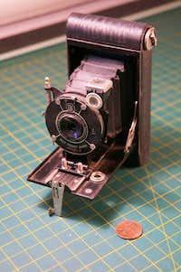 1930s Kodak Vest Pocket