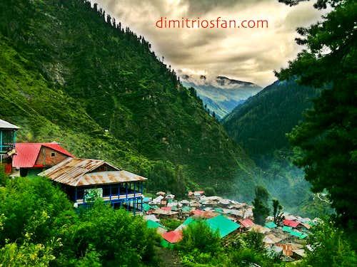 Malana-Chandrakhani Pass