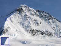 Climbing on the SW Ridge of...